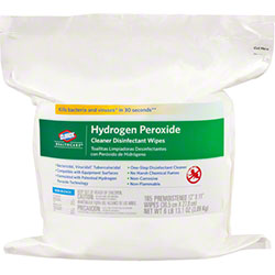 Clorox Healthcare Hydrogen Peroxide Wipes 2/185Ct Refill