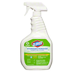 Clorox Hydrogen Peroxide Disinf,Cleaner 9/32Oz.