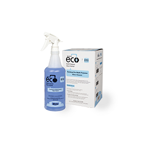 Buckeye E13 ECO Glass Cleaner Multi Purpose 4x1.25 L/Cs.