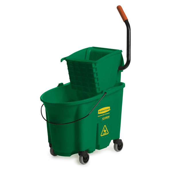 Rubbermaid Mopping Combo Pack *1/Cs Green