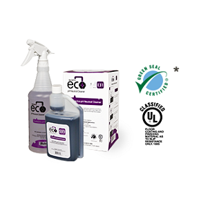Buckeye E31 ECO pH Neutral Cleaner 4x1.25 L/Cs